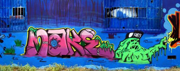 Graffiti by Galo Make