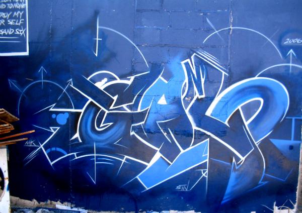 galo make one graffiti