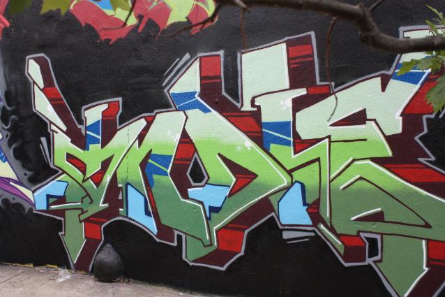 indie graffiti bronx